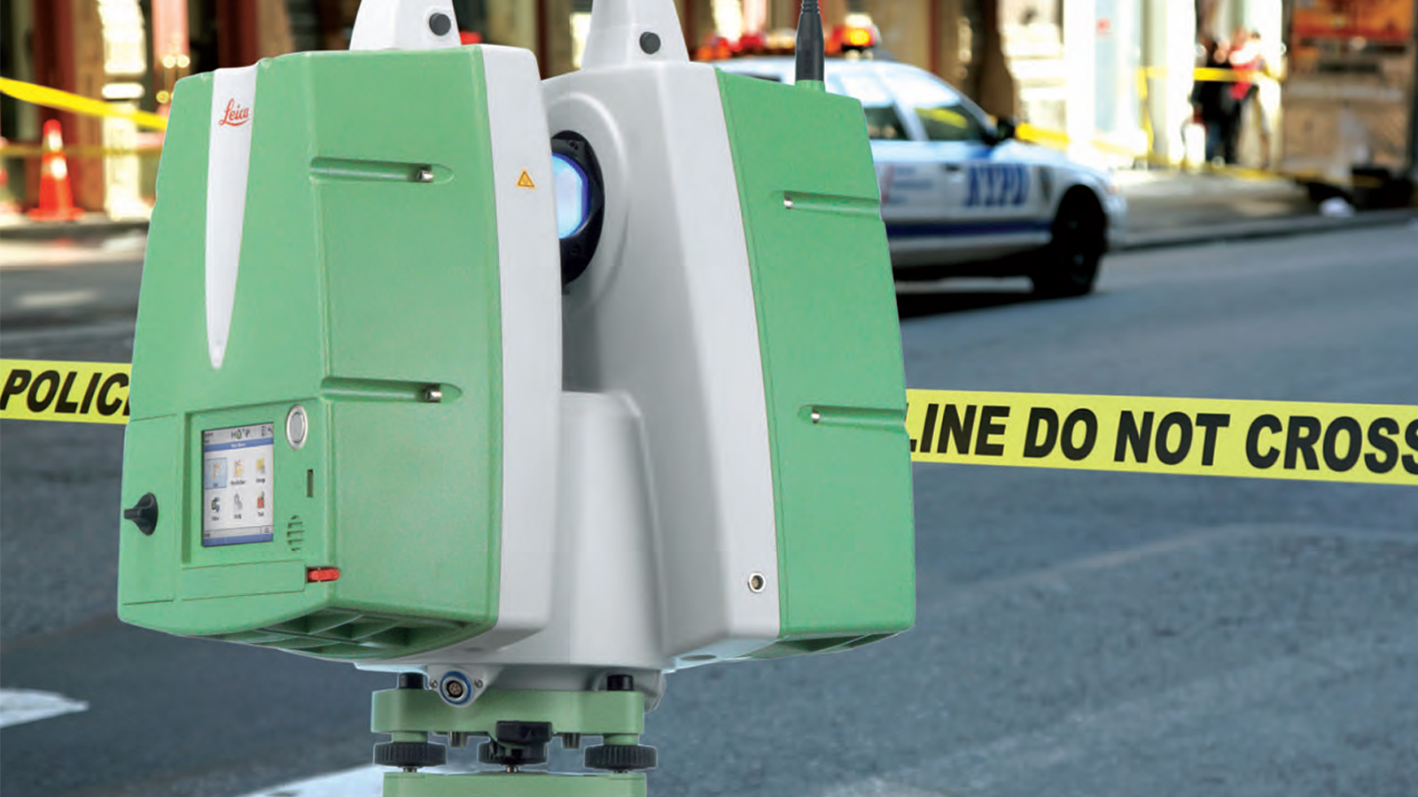 Leica Forensic & Public Safety